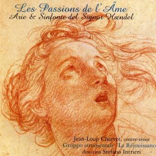 album cover arie et sinfonie